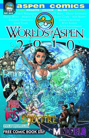 Worlds of Aspen  by  Written by Various; Art by Various