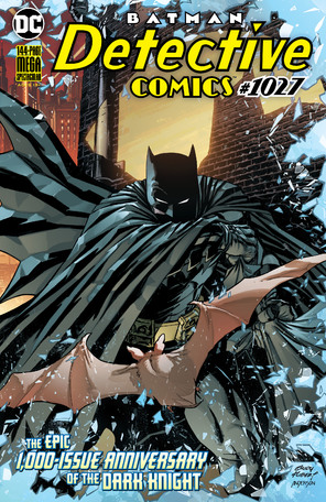 Detective Comics #1027 Cover A Andy Kubert Wraparound