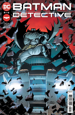 Batman The Detective #5 (Of 6) Cover A Andy Kubert