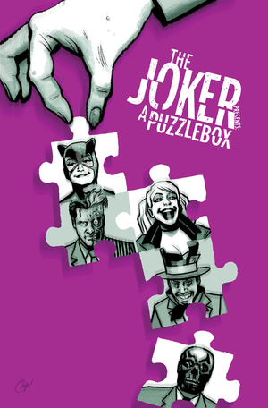 Joker Presents A Puzzlebox #2 (Of 7) Cover A Chip Zdarsky
