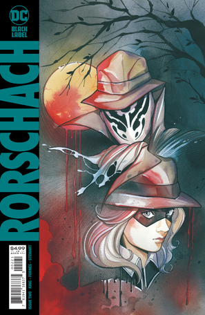 Rorschach #2 (Of 12) Cover B Peach Momoko (Variant Cover) (Mature Readers)
