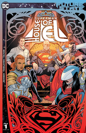Future State Superman House Of El #1 (One Shot) Cover A Yanick Paquette