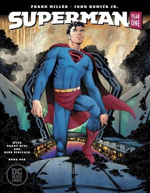 Superman Year One #1 (Of 3) Romita  Cover (Mature Readers)