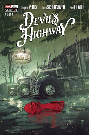 Devils Highway #1 (Mature Readers)