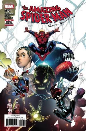 Amazing Spider-Man Renew Your Vows #12