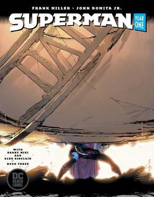 Superman Year One #3 (Of 3) Romita Cover