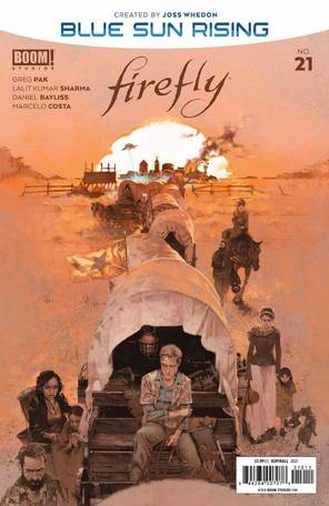 Firefly #21 Cover A Main