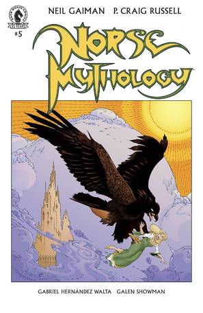 Norse Mythology Ii #5 (Of 6) Cover A Russell (Mature Readers)