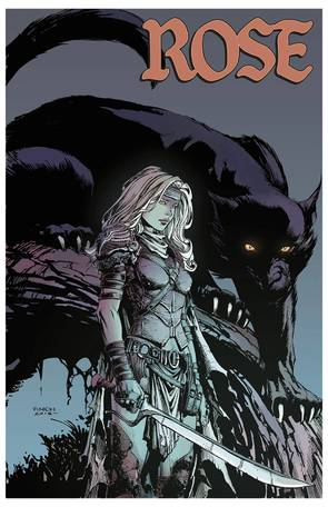 Rose #1 Cover B Finch