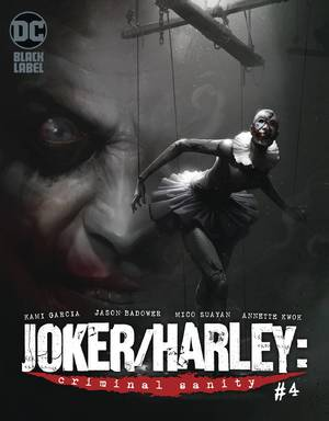 Joker Harley Criminal Sanity #4 (Of 9) (Mature Readers)