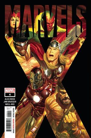 Marvels X #4 (Of 6)