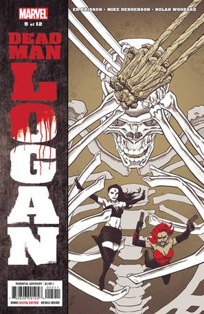 Dead Man Logan #5 (Of 12)