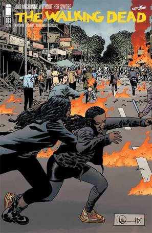 Walking Dead #183 Cover A Adlard & Stewart (Mature Readers)