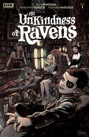 Unkindness Of Ravens #1 Cover A Main