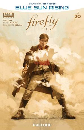 Firefly #20 Cover A Main