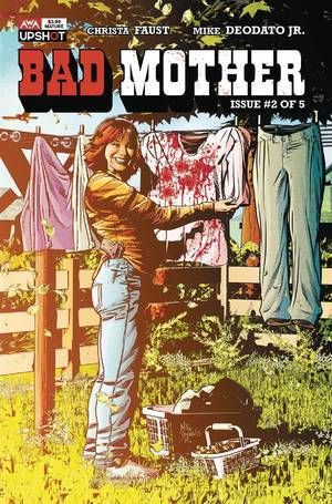 Bad Mother #2 (Mature Readers)