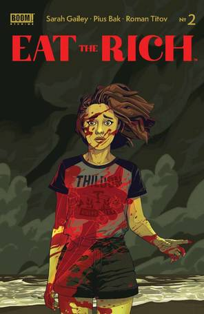 Eat The Rich #2 (Of 5) Cover A Tong (Mature Readers)