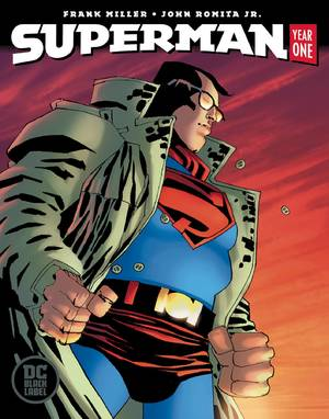Superman Year One #2 (Of 3) Miller Cover (Mature Readers)
