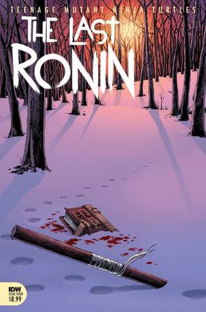 Tmnt The Last Ronin #4 (Of 5) Cover A Eastman