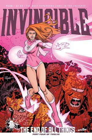 Invincible #136 (Mature Readers)