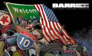 Barrier #3 (Of 5) (Mature Readers)