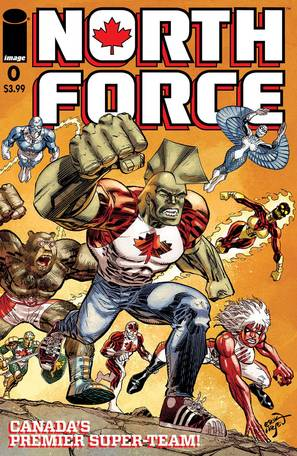 North Force #0 (Mature Readers)