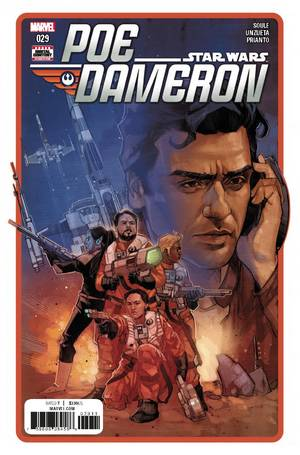 Star Wars Poe Dameron #29