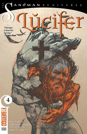 Lucifer #4 (Mature Readers)