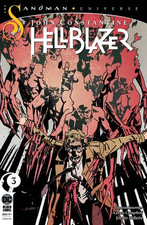 John Constantine Hellblazer #3 (Mature Readers)