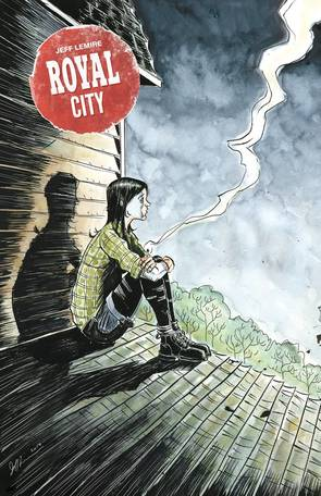 Royal City #8 Cover A Lemire (Mature Readers)