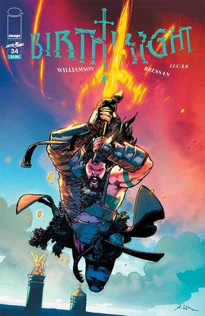 Birthright #34 Cover A Bressan & Lucas