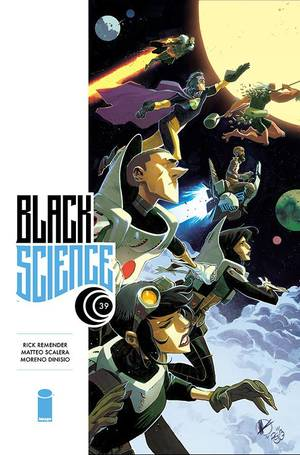 Black Science #39 Cover A Scalera (Mature Readers)