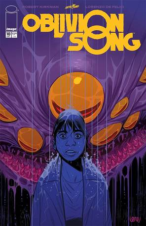 Oblivion Song By Kirkman & De Felici #10 (Mature Readers)