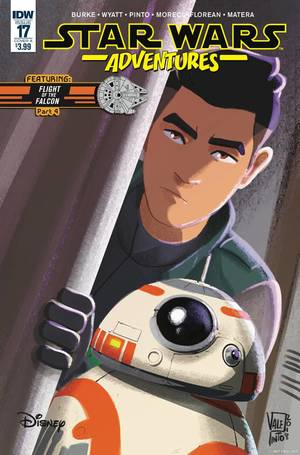 Star Wars Adventures #17 Cover A Pinto