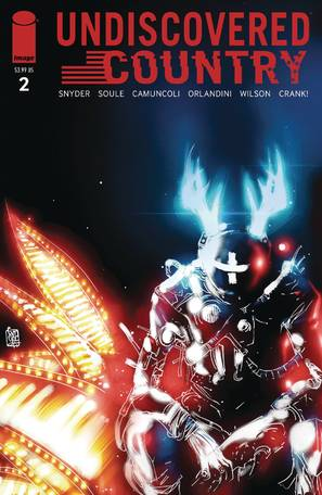 Undiscovered Country #2 Cover A Camuncoli (Mature Readers)