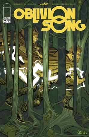 Oblivion Song By Kirkman & De Felici #9 (Mature Readers)