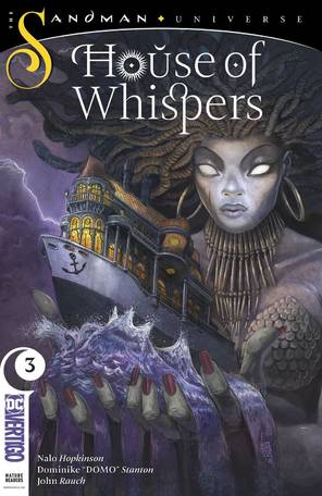 House Of Whispers #3 (Mature Readers)