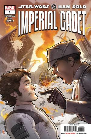 Star Wars Han Solo Imperial Cadet #1 (Of 5)