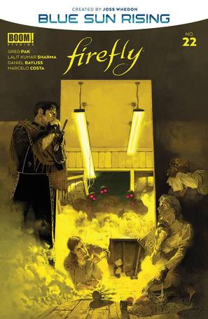 Firefly #22 Cover A Main